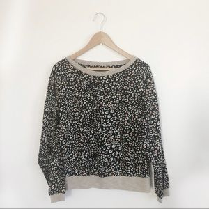 Anthropologie Sunday in Brooklyn pullover xsmall